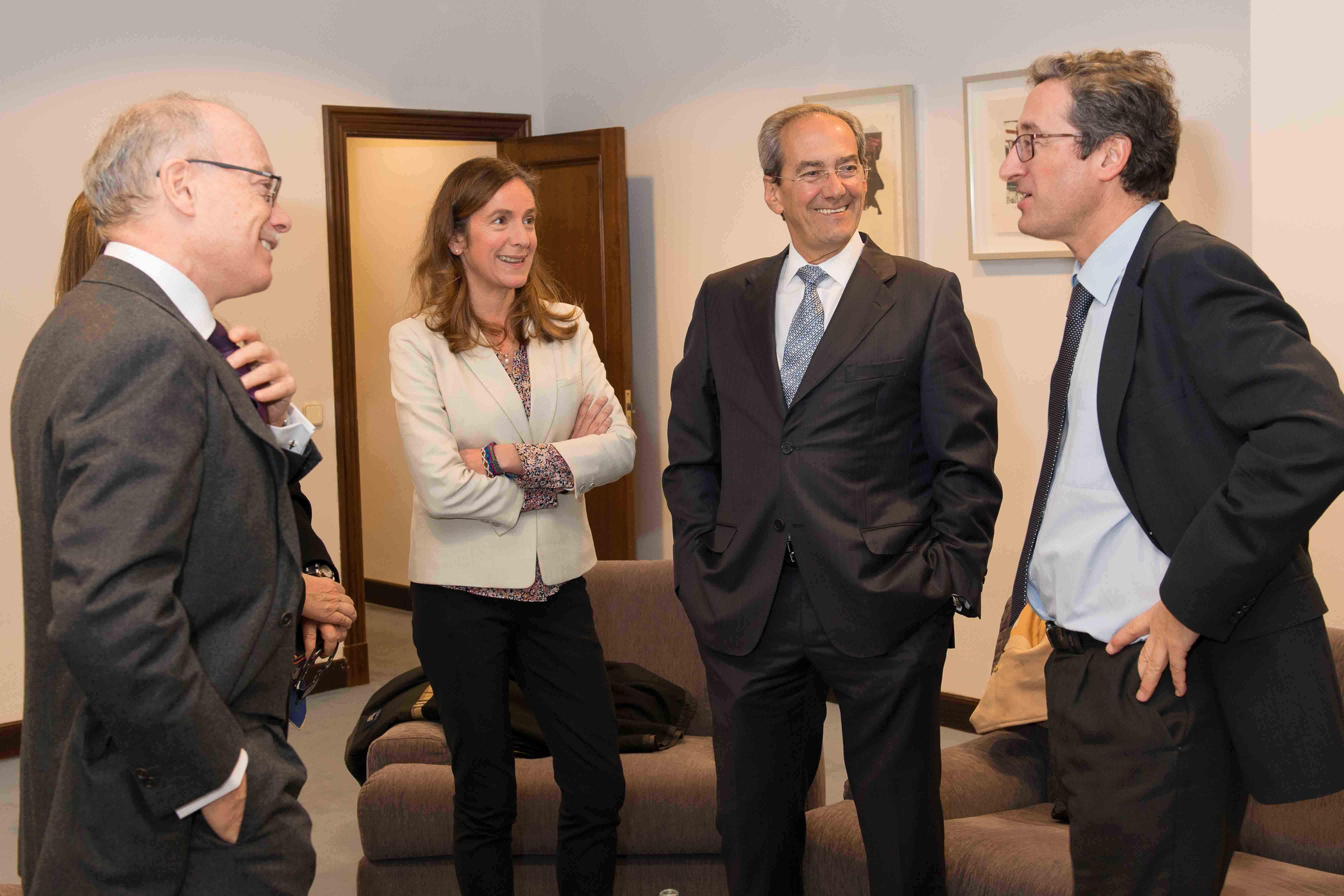 Presentacion  El impacto en la economia española de la firma del TTIP con EE.UU (1)
